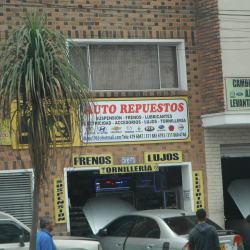 Auto Repuestos en Bogotá