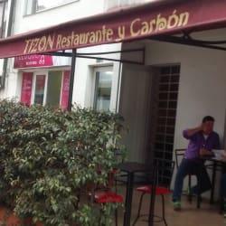 Tizon Restaurante y Carbon en Bogotá