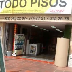 Todo Pisos en Bogotá