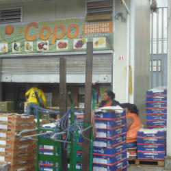 Comercializadora de Frutas el Copo en Bogotá