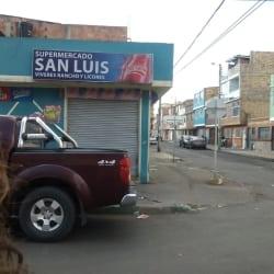 San Luis  en Bogotá