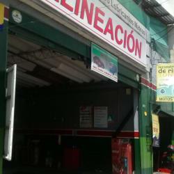 Servicentro Lubricantes Mateus en Bogotá