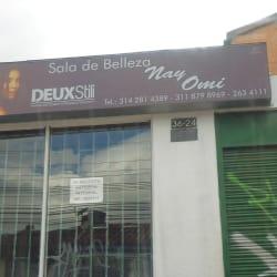 Sala De Belleza NayOmi en Bogotá