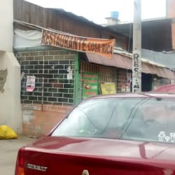 Restaurante Cosa Rica en Bogotá