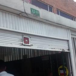 Restaurante Y Parrilla  en Bogotá