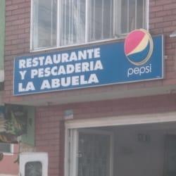 Restaurante Y Pescaderia La Abuela en Bogotá
