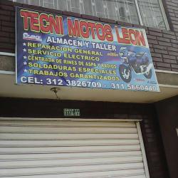 Tecni Motos Leon  en Bogotá