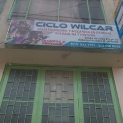 Ciclo Wilcar en Bogotá