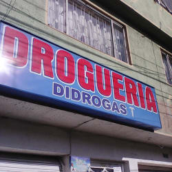 Drogueria Didrogas en Bogotá