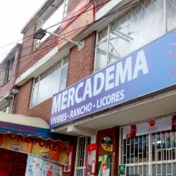 Mercadema en Bogotá
