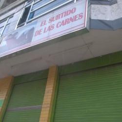 El Surtido de las Carnes en Bogotá