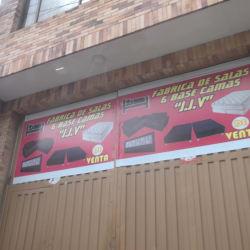 Fabrica De Muebles Carrera 20A en Bogotá