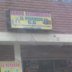 Ferre Eléctricos El Progreso C.C en Bogotá