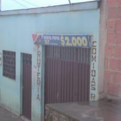 Fruteria Comidas Rapidas en Bogotá