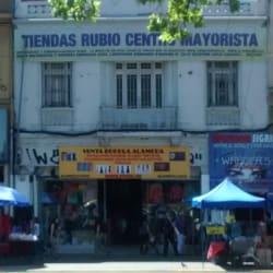 Tiendas Rubio en Santiago