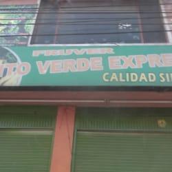 Fruver Punto Verde Express en Bogotá