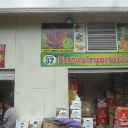 Frutas Importadas BC en Bogotá