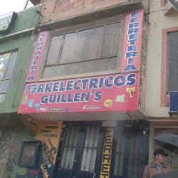 Ferrelectricos Guillen´s  en Bogotá