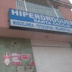 Hiperdrogueria Santa Cecilia en Bogotá