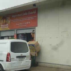 Hipermercado David en Bogotá