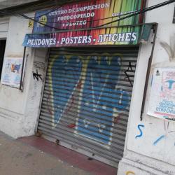 Centro de Impresión, Copiado y Ploteo en Santiago