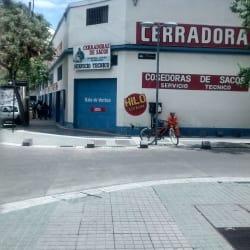 Cerradora de Sacos en Santiago