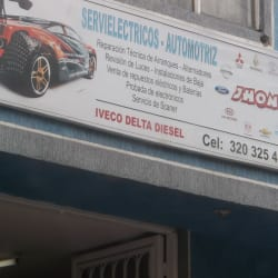 Servielectricos-Automotriz Jhon en Bogotá