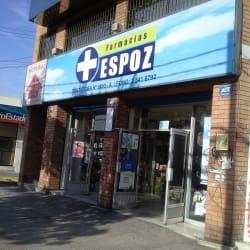 Farmacias Espoz - Santa Rosa en Santiago