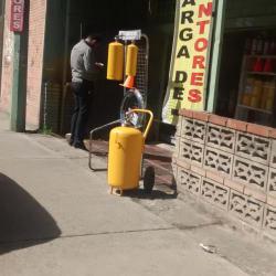 Intersegurity Extintores en Bogotá