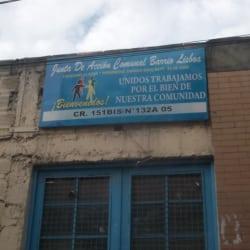 Junta de Acción Comunal Barrio Lisboa  en Bogotá