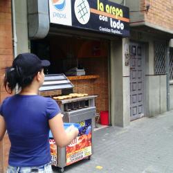 La Arepa con Todo en Bogotá