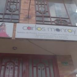 Carlos Monroy en Bogotá
