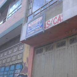 Centro Electronico El Condor en Bogotá