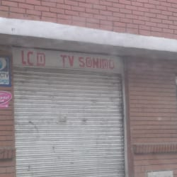 Lcd Tv Sonido en Bogotá
