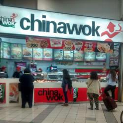 Chinawok - Mall Paseo Arauco Estacion en Santiago