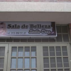 Sala de Belleza Stella Diaz en Bogotá