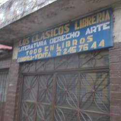 Los Clasicos  Libreria en Bogotá