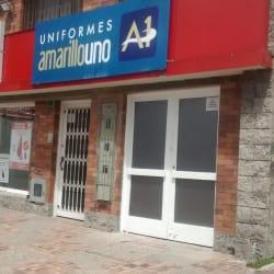 Uniformes Amarillouno en Bogotá