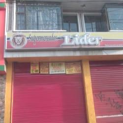 Supermercados Lider Carrera 80Q en Bogotá