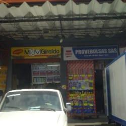 bodega mym giraldo en Bogotá