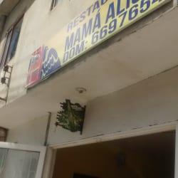 Restaurante Mama Alicia  en Bogotá