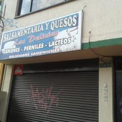 Salsamentaría Y Quesos Las Delicias en Bogotá