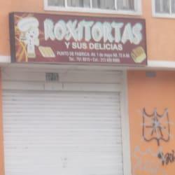 Roxitortas y Sus Delicias en Bogotá