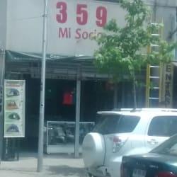 Comercial Mi Socio en Santiago