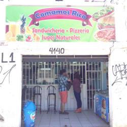 Comamos Rico en Santiago