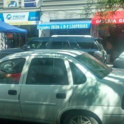 Comercial Chun Sang en Santiago