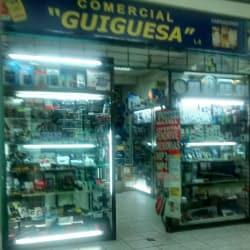 Comercial Guiguesa en Santiago