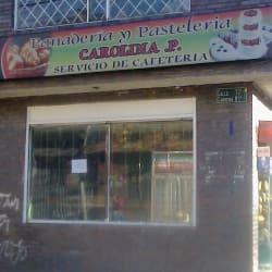 Panadería y Pastelería Carolina P. en Bogotá