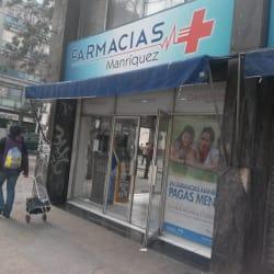 Farmacias Manriquez - Catedral 1265 en Santiago