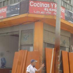 Cocinas y Puertas El Eden en Bogotá